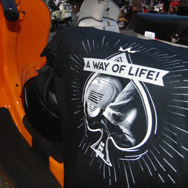 A WAY OF LIFE !