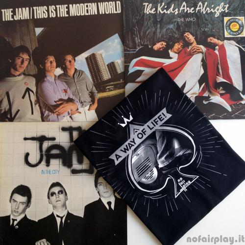 The Jam Mod T-Shirts