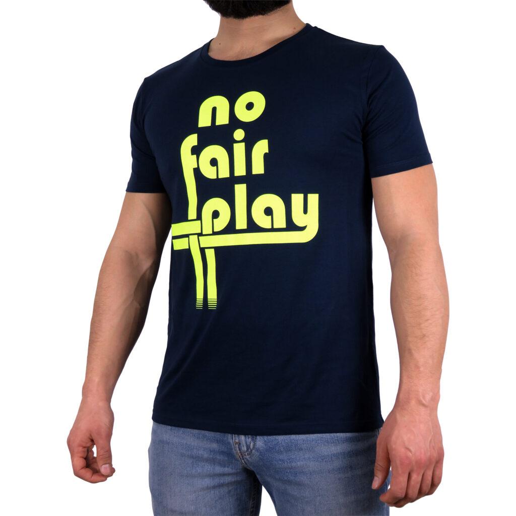 T-Shirt Casuals No Fair Play