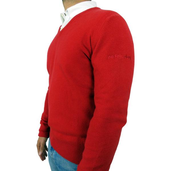 NFP V Neck Pullover