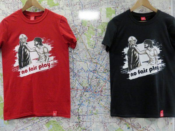T-Shirt Milan No Fair Play