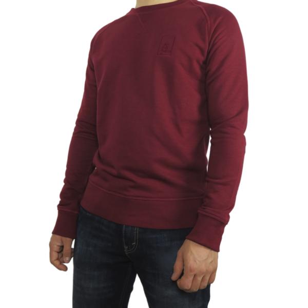 Crewneck Sweatshirt - Burgundy