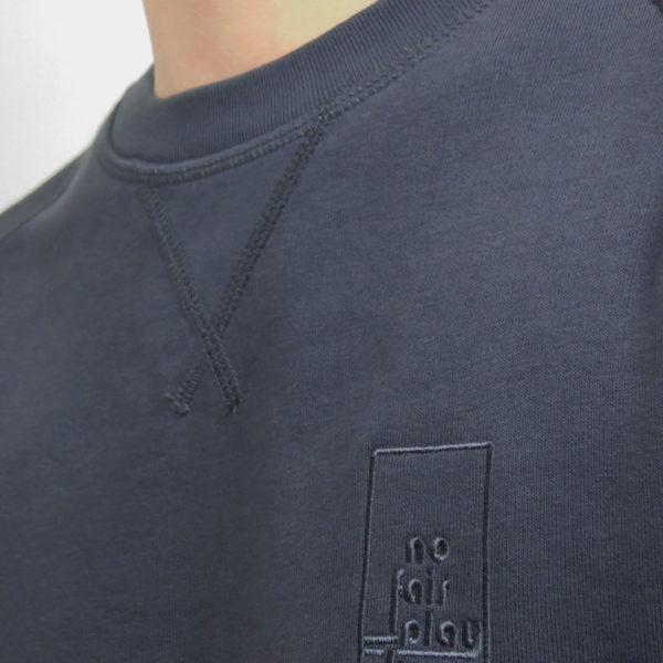 Crewneck Sweatshirt - Charcoal