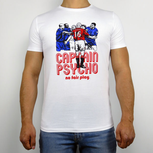 """Captain Psycho"" T-Shirt"