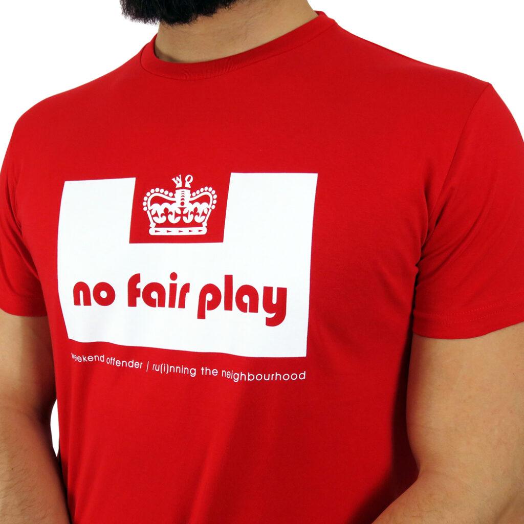 Maglietta Weekend Offender No Fair Play City Series