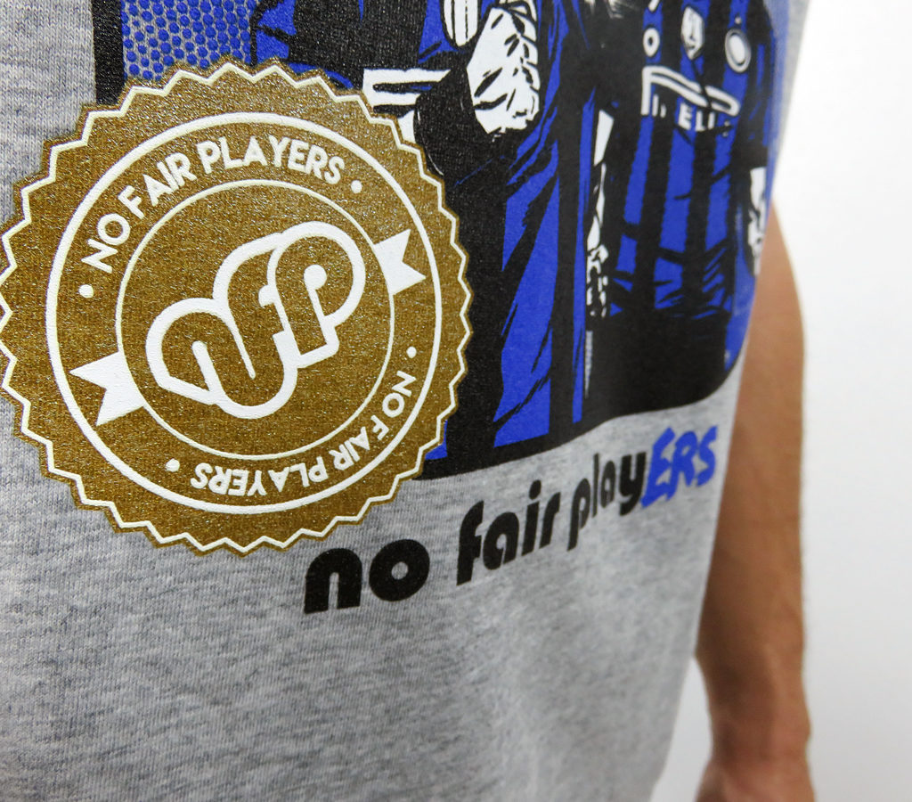 Maglietta No Fair Players Inter