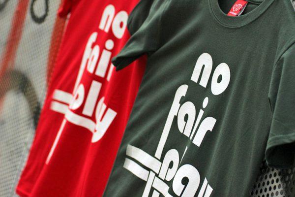 No Fair Play Abbigliamento Stadio