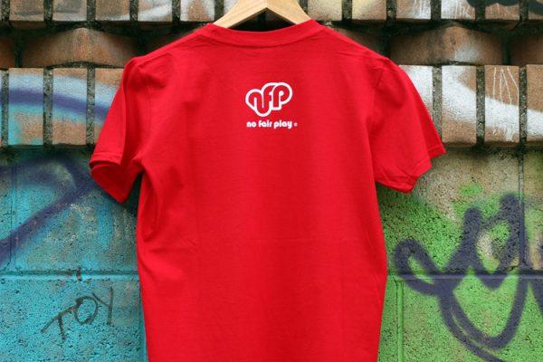 Acquista ora le t-shirt no fair play