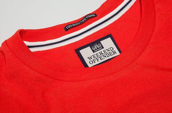T-Shirt Weekend Offender No Fair Play