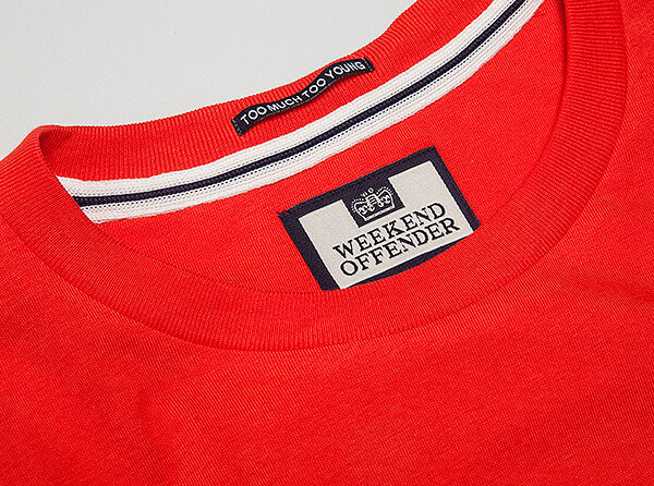 Weekend Offender x No Fair Play - Red