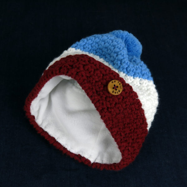 Iron! - A CABle hat