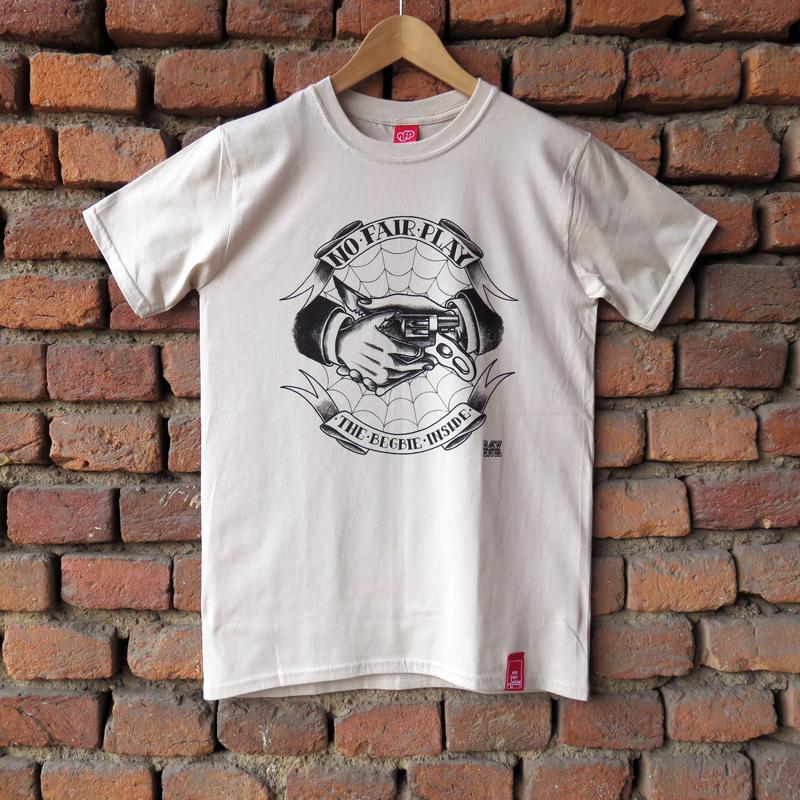 T-Shirt No Fair Play x The Begbie Inside