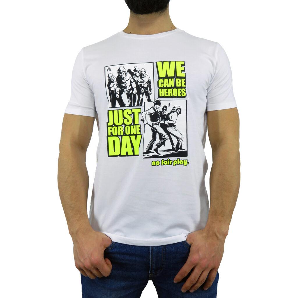 No Fair Play David Bowie T-Shirt