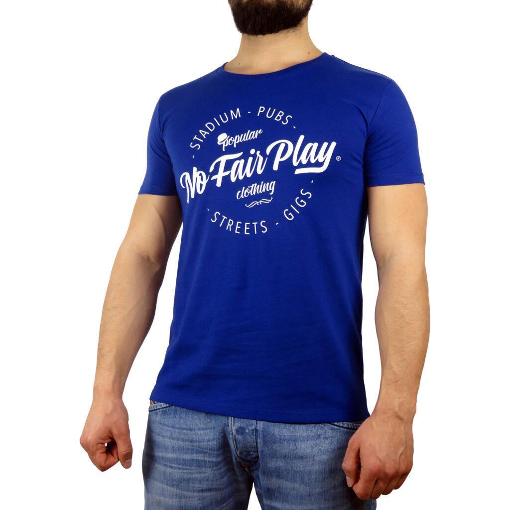 La maglia dedicata allo stile di vita No Fair Play
